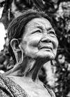 Foto eldre kvinne