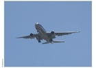 Foto fly som går opp i luften