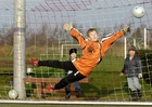 Foto fotballkeeper