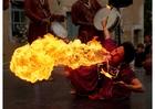 """Foto ildsluker fra """"Jaipur Maharaja Brass Band"""""""
