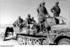 Foto soldater fra Nord-Afrika - tropper