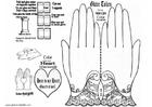 håndverk for barn hanske mønster