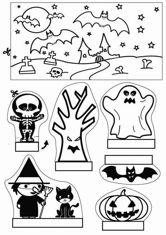 Halloween Knutseltips.Crafts Halloween Diorama 26780x Arts And Crafts For